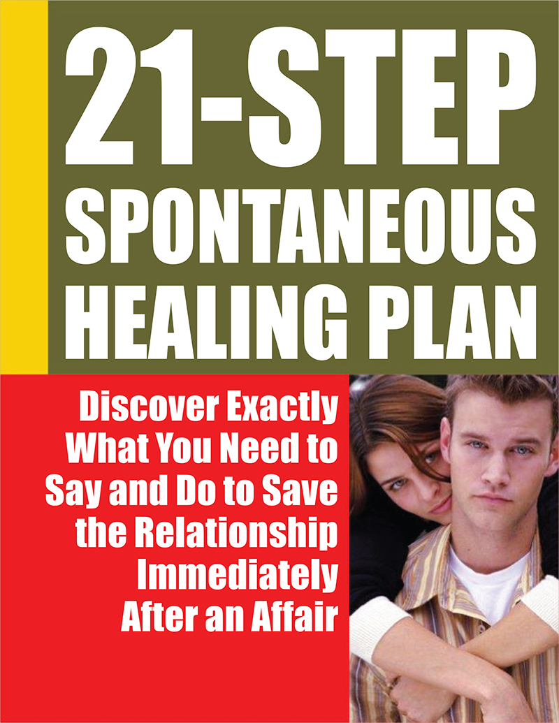 BONUS: 21 Step Spontaneous Healing Plan