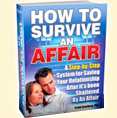 How to Survive An Affair Book Cover